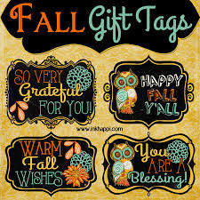 thanksgiving name tags fall printable gift tags to show your gratitude inkhappi