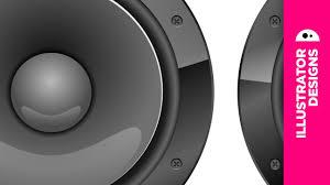 Speaker Designer Adobe Illustrator Design A Speaker Youtube