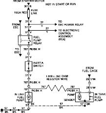 bronco ii fuel pump wiring bronco ii pinterest broncos