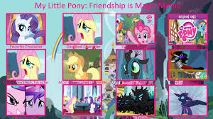 Mlp Fim Meme - mlp fim meme by little rolling bean on deviantart