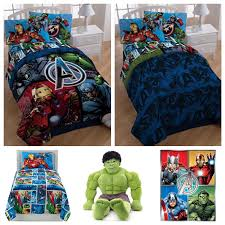 Teenage Mutant Ninja Turtles Twin Bed Set by Amazon Com Marvel Avengers Complete 7 Piece Bed In A Bag Full