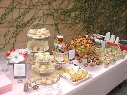 decorating buffet table decorating anniversary buffet table ideas wedding decorations