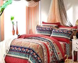 Tribal Print Bedding Bohemian Duvet Covers King Bohemian Tapestry Duvet Cover Set