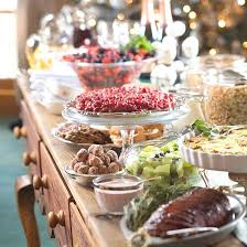 buffet serving tips and display ideas