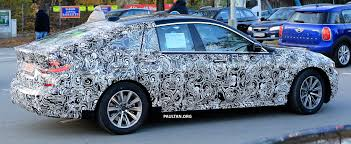 spyshots bmw 6 series gt to replace current 5 gt image 578844