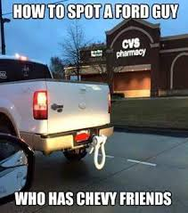 Funny Ford Truck Memes - ford vs chevy jokes google search things i like pinterest