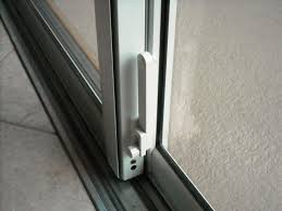 Security Bars For Patio Doors Crl Secondary Security Lock For Inside Sliding Patio Doors