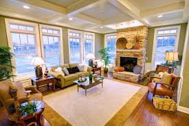 Model Home Interiors Elkridge Model Home Interiors On Living Room Vitlt