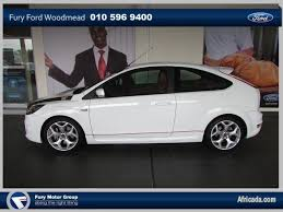 ford focus st 2011 for sale 2011 ford focus st 3 door leather sunroof white cars for sale