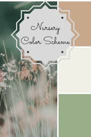 Great Color Schemes Best 25 Neutral Nursery Colors Ideas That You Will Like On