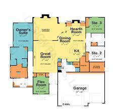 pretentious inspiration 1 story house plans unique design single