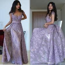 light purple long dress beautiful light purple long prom dress arabic evening gowns lace cap