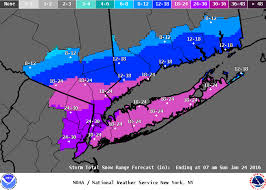 Snowfall Totals Map Blizzard Of 2016 Live Blog Winter Snow Storm Updates
