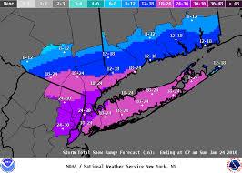 Snow Map Blizzard Of 2016 Live Blog Winter Snow Storm Updates