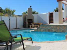 the sherry way beautiful guest house with big pool close to the