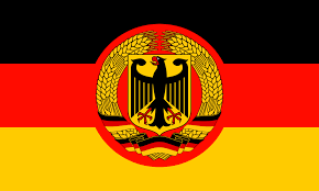 flag of the democratic federal republic of germany vexillology