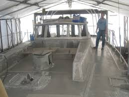 Aluminum Boat Floor Plans by Metal Boat Society Mbs Rudder