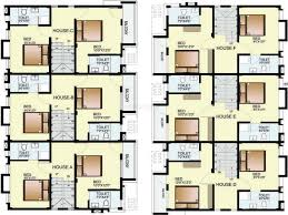 Row House Floor Plans 100 Residential Plans Floor Plans Slivka Residential