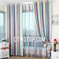Yellow And Purple Curtains Yellow Teal And Purple Unique Discount Striped Curtains
