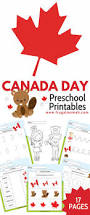free printable canada day preschool activity book frugal mom eh