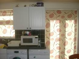 kitchen blinds roller blinds roller blinds with covered valances