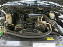 gmc jimmy 1994 2001 gmc jimmy sle 4x4 4 3 liter ohv 12 valve v6 engine photo