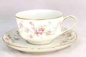 4 sets vintage hutschenreuther lhs pasco china cup saucer