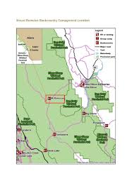 Hummingbird Map Alberta Parks Library