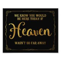 wedding memorial sign wedding memorial sign photo prints photography zazzle