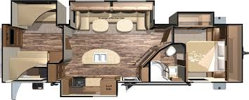 bunkhouse fifth wheel floor plans 2016 roamer travel trailers by highland ridge rv