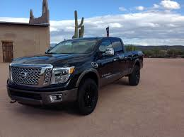 nissan titan xd platinum reserve for sale titan xd delivers impressive power and features medium duty work