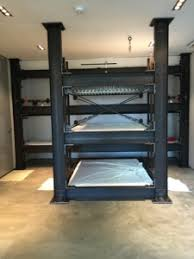 Industrial Bunk Beds Boys Bunk Room Uses Industrial Styling Kurt Krueger Architects Inc