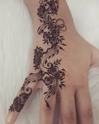 best 25 rose henna ideas on pinterest henna tattoo wrist