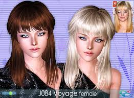 hair color to download for sims 3 emma s simposium free hair pack 32 by newsea donated gifted