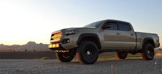 Sas Black Double Cab Tacoma - bamf 3rd gen recessed raptor style grille page 65 tacoma world