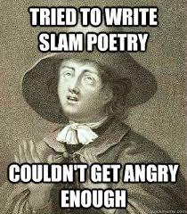 Poetry Meme - quaker problems memes quickmeme
