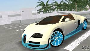 bugatti bugatti for gta vice city