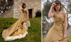 coloured wedding dresses uk where can i find a bronze colour wedding dress my italian wedding