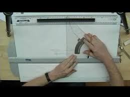 Engineering Drafting Table Tools For Drafting By Hand Youtube