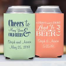 wedding personalized koozies bottle koozies custom weddingbeer bottle koozies custom