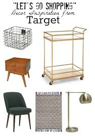 Let s Go Shopping} Decor Inspiration from Tar