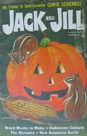 reserved for jane vintage halloween jack o lantern jack and jill