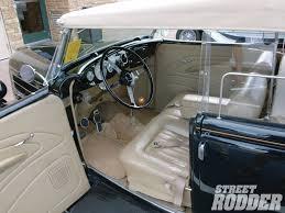 Phaeton Interior 1933 Ford Phaeton Speedstar Built By Bobby Alloway Of Alloway U0027s