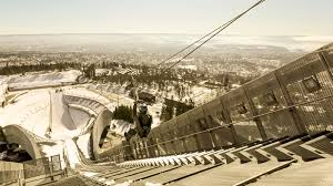 the most romantic view for two a night at the top of holmenkollen