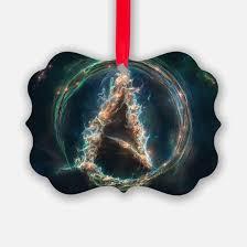 atheist ornament cafepress