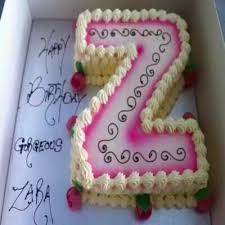 alphabet blueberry cake ecakezone