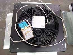 silent whole house fan attic fan
