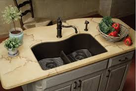 kitchen sinks composite the best kitchen sinks 9 materials you will love