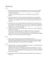 pride u0026 prejudice review guide answer key pride and prejudice