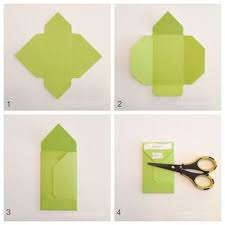 how to make envelopes in touch the diy envelope please